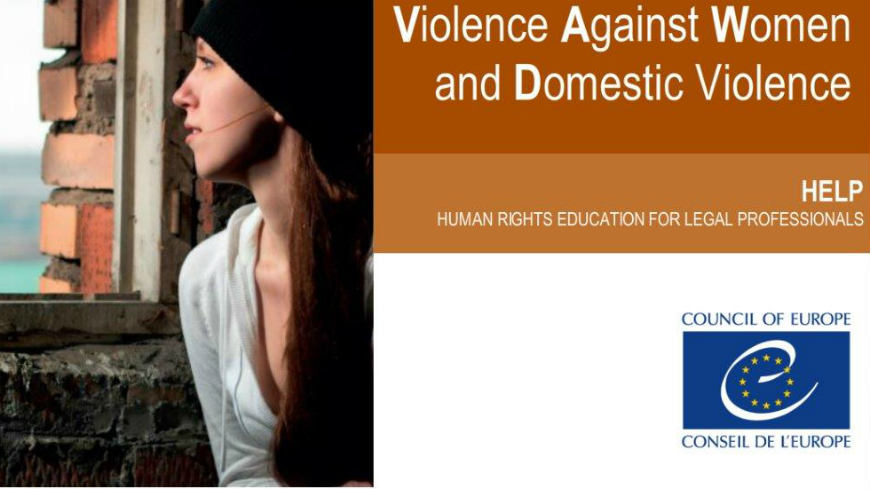 Violence against women course news